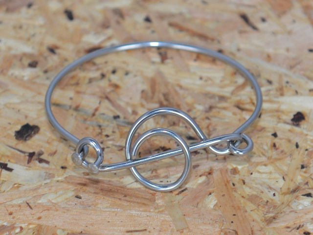 Music Bracelet Treble Clef