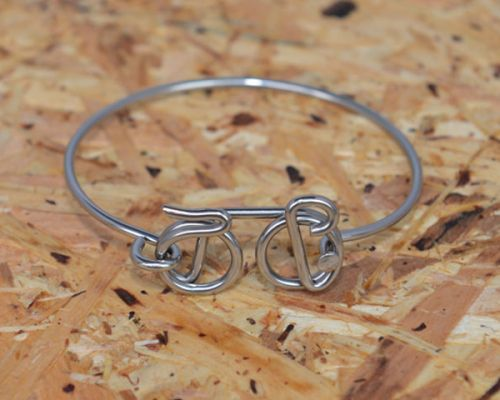 Sportive Bicycle Bangle