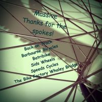 Thanks for the Bike Spokes