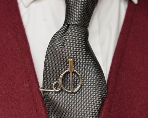 Bicycle Tie Clips