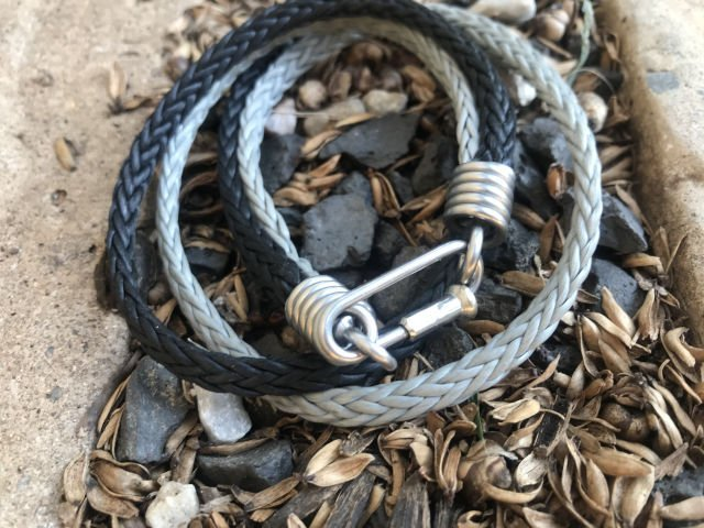 Rope Bracelet Double Cord